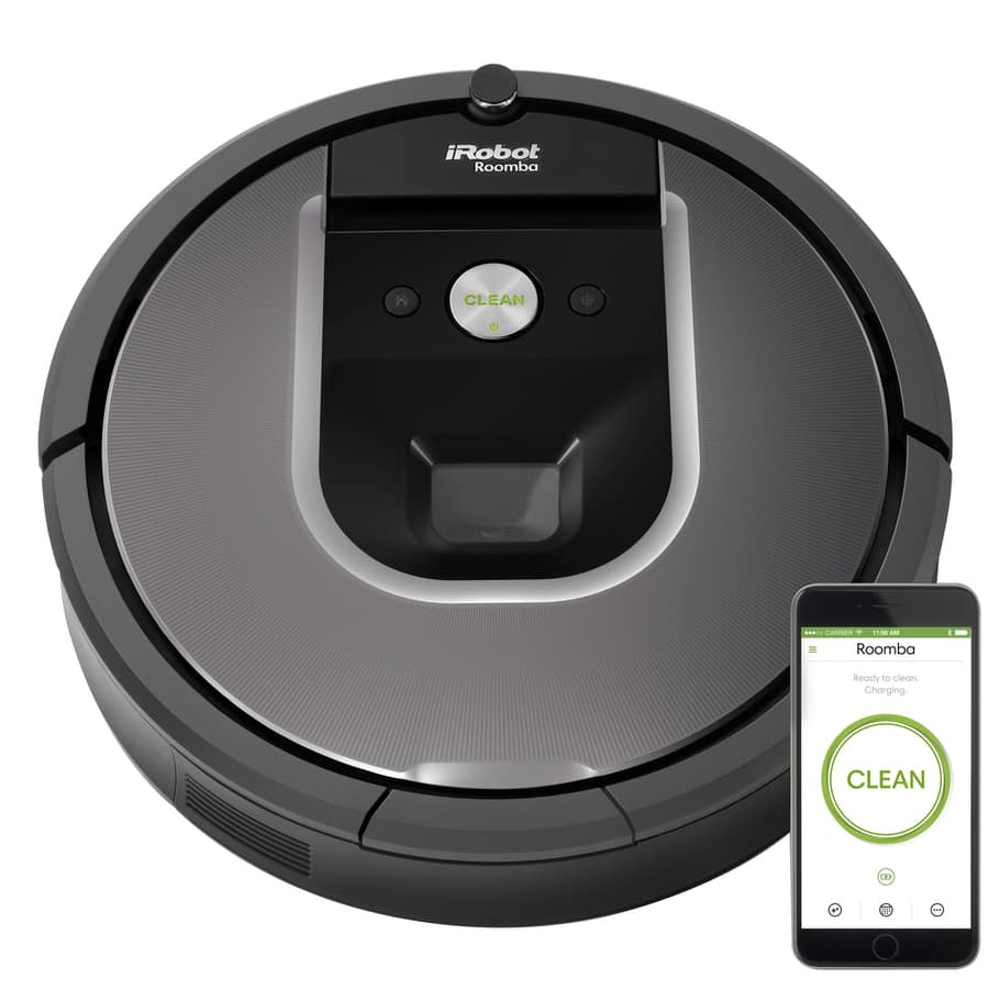 Roomba 960 robot vacuum $485 at Lowe's