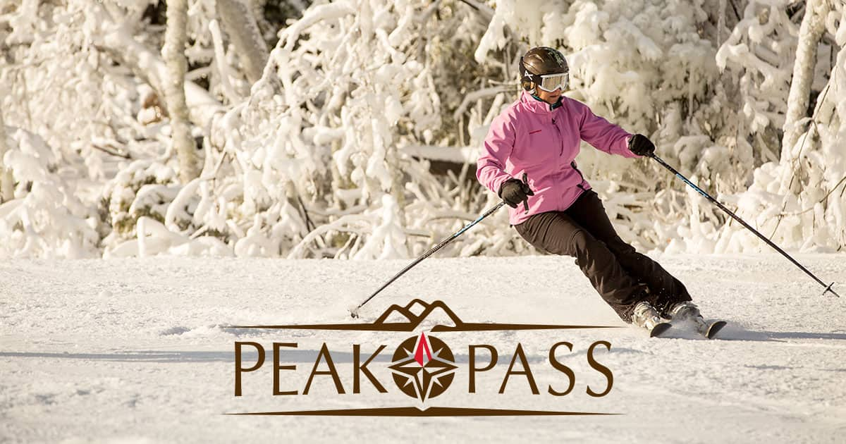 $20 off Drifter Ski/Snowboard Peak Pass (7 Northeastern ski resorts!)