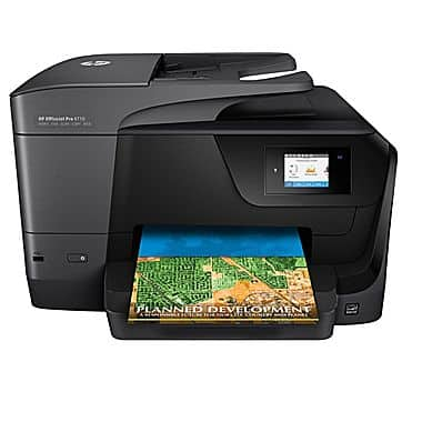 HP OfficeJet Pro 8710 Wireless Color Inkjet All-in-One Printer $70 after PM - Staples YMMV