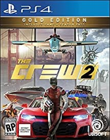 Prime Members: The Crew 2 Gold Edition (PS4 or Xbox One) Pre-Order  $58 + Free Shipping