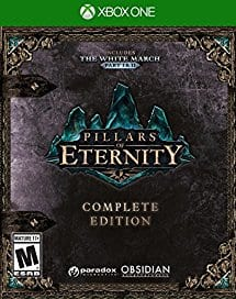 Pillars of Eternity: Complete Edition - Xbox One for $19.99 with free shipping (prime) Amazon