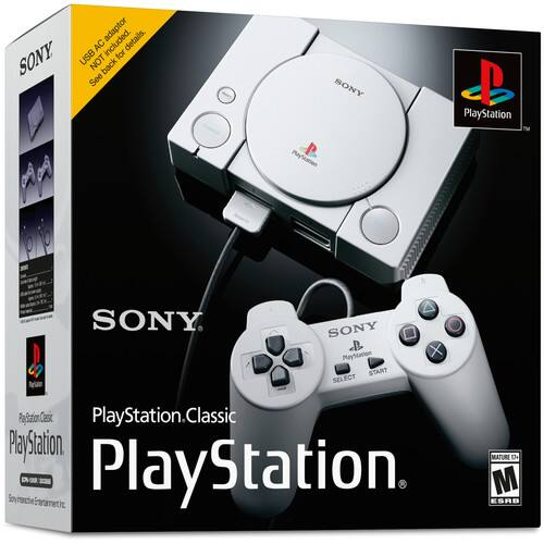 Playstation classic for $54.99 with free shipping