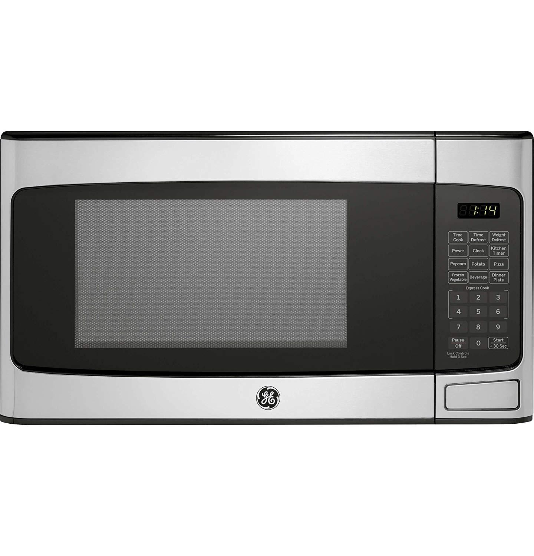 GE 1.1 Cu. Ft. Countertop Microwave $74