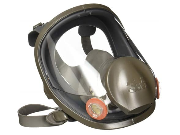 3M 6900 Series Full Facepiece Reusable Respirator Mask (Large) FS for Amazon Prime $59.99