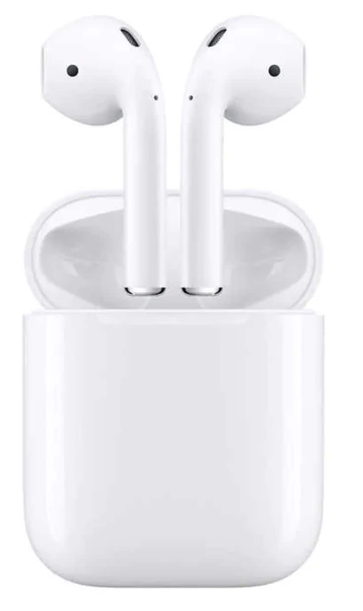 Costco: Apple AirPods Wireless Headphones with Charging Case (Latest Model) $129.99 + FS