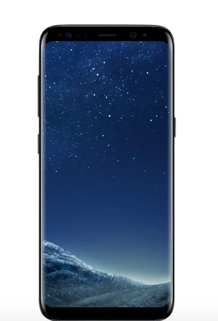 Galaxy S8 Unidays  for $300.62 with unidays and LG G4 tradein