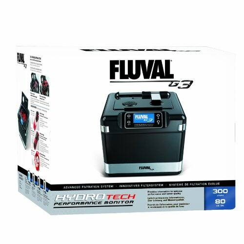 Fluval Advanced Filtration System Aquarium Filter $249.99-$62.50 coupon final price $187.49