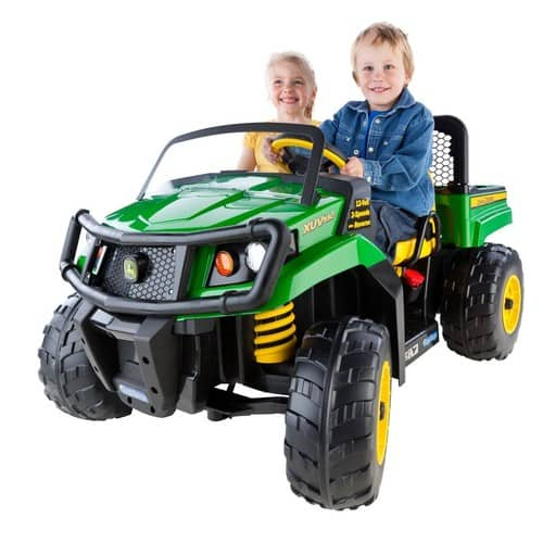 Peg Perego John Deere Gator Battery-Powered Ride $298 Was$398