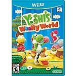 Yoshi Woolly World (Wii U) Preorder $49.99 + free shipping, Amazon.com