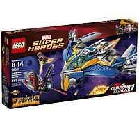 Amazon Deal: LEGO Superheroes 76021 The Milano Spaceship Rescue Building Set $49.99 + FS Amazon.com (33% off)