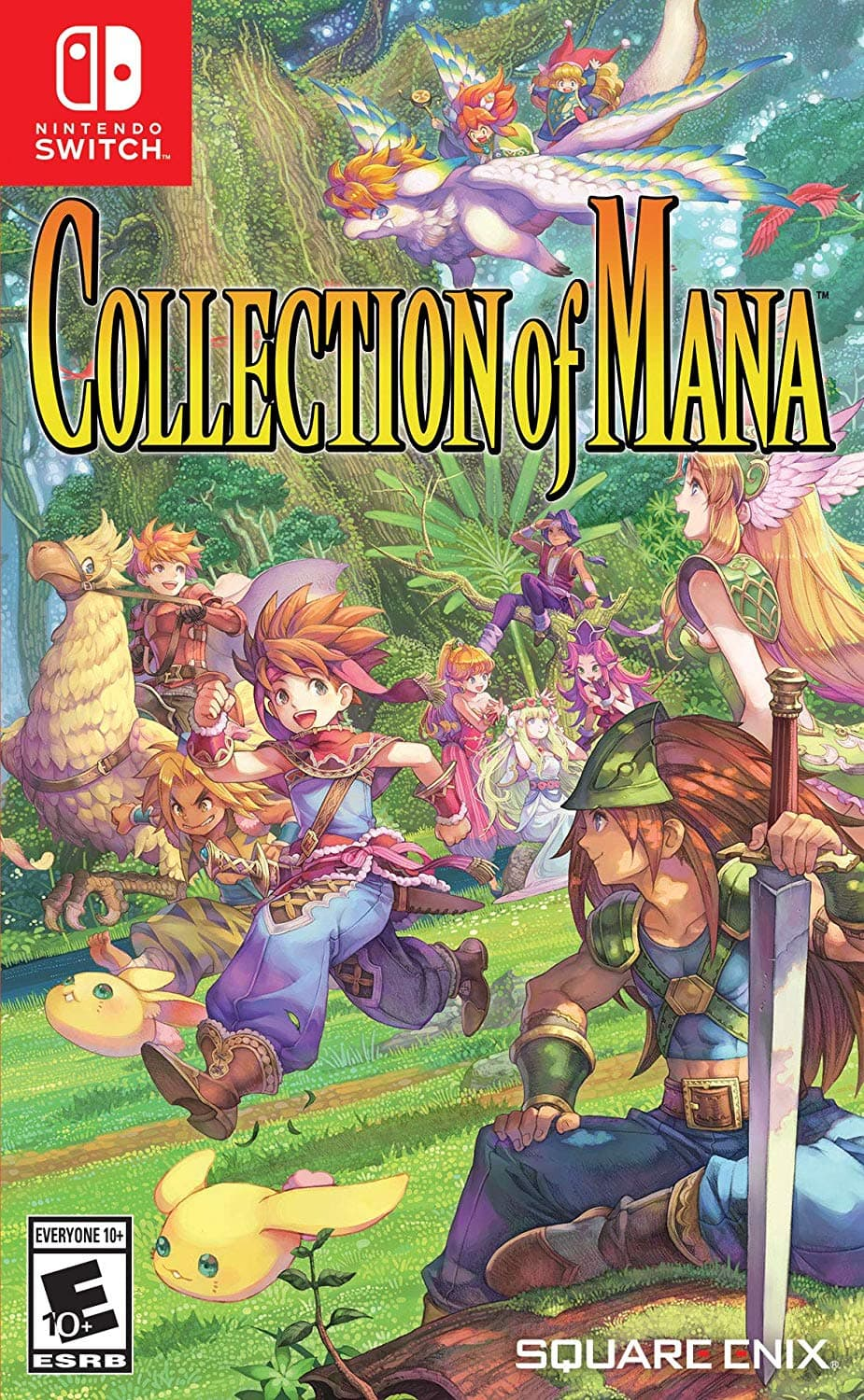 Collection of Mana (Nintendo Switch) $33.85 (Pre-Order) + Free S&H