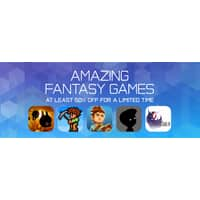 Apple iTunes Deal: iOS games on sale for Apple's iTunes Amazing Fantasy Games Promotion
