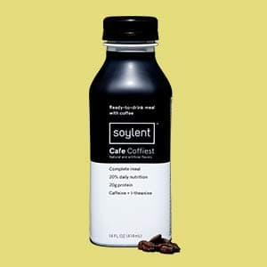 12-Pack 14oz. Soylent Meal Replacement Shake Cafe Coffiest $32.11 + Free S/H