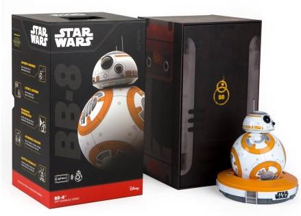 Star Wars Sphero BB-8 App-Enabled Droid $64 Walmart In-Store YMMV