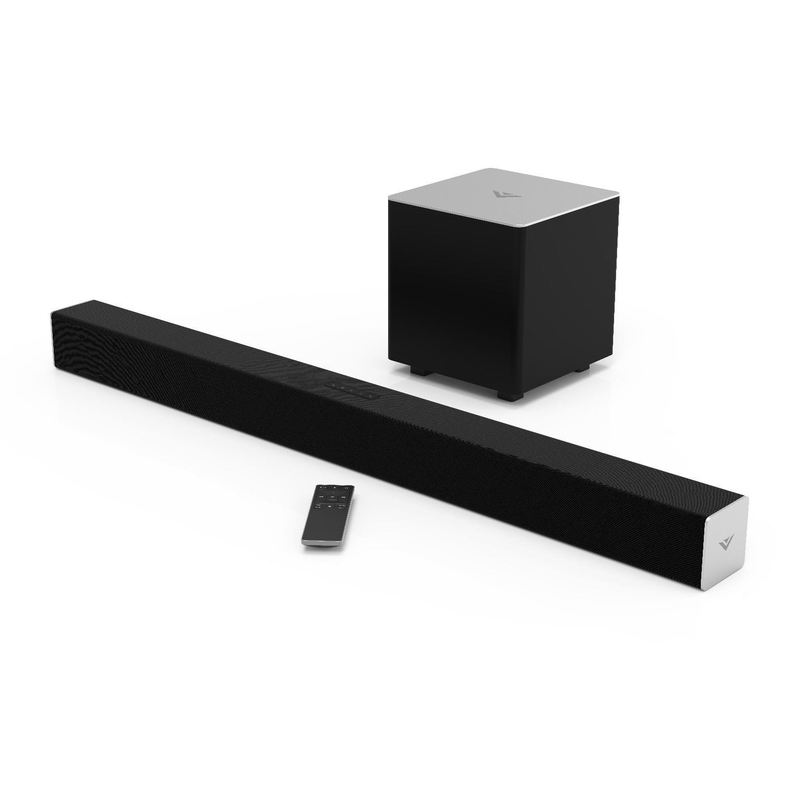 VIZIO SB3821-C6 38-Inch 2.1 Channel Sound Bar with Wireless SubWoofer 109.99