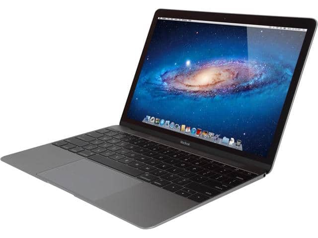 Apple MacBook (Core m5 1.2GHz, 8GB RAM, 512GB SSD, Retina, 12-inch, Early 2016) $1049.99