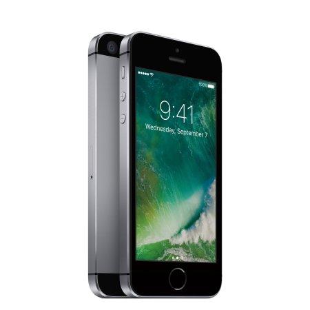 Straight Talk Apple iPhone SE 32GB Prepaid Smartphone $129 w/ Free Shipping