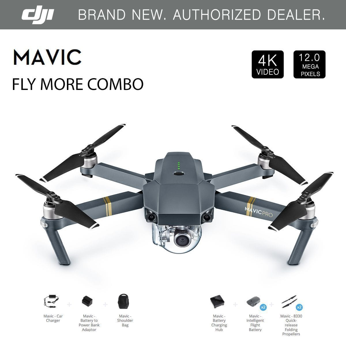 DJI Mavic Pro Drone Fly More Combo for $719 (YMMV) - Page 2