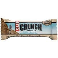 Amazon Deal: 5 2-Bar Pouches Clif Crunch Granola Bar, White Chocolate Macadamia $3.24(5%off) or $2.90(15%) S&S Amazon