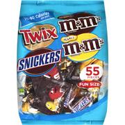 Walmart Deal: Walmart Halloween candy clearance $1-$5 large bags