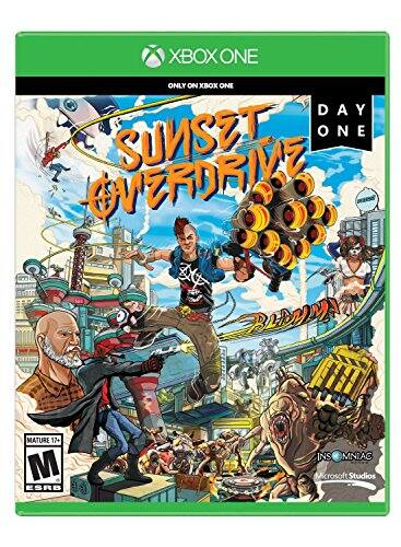 **YOU ARE TOO LATE--DEAD***Sunset Overdrive $7.20 Used @ Amazon Warehouse F/S Prime HURRY