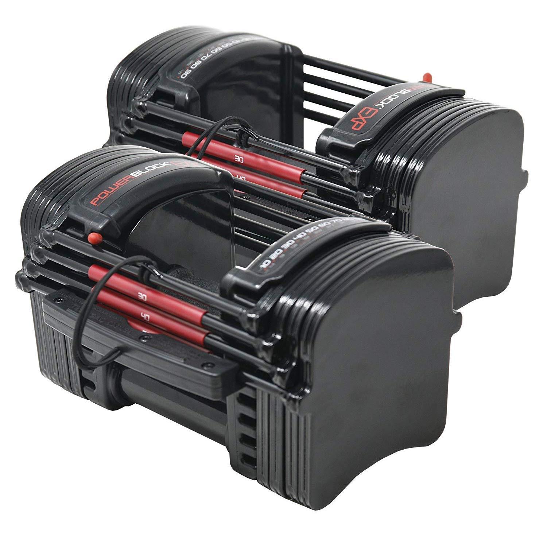 ***DEAD*** PowerBlock EXP Stage 1 Adjustable Dumbbell Set (1 pair) $294 @ Amazon (Temp OOS)