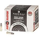 22LR Ammo at Academy.com - $17.99 Federal AutoMatch 40-GR RN (325ct) and $8.99 Winchester Super-X 40-GR HP (100ct)