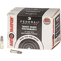 Academy Deal: 22LR Ammo at Academy.com - $17.99 Federal AutoMatch 40-GR RN (325ct) and $8.99 Winchester Super-X 40-GR HP (100ct)