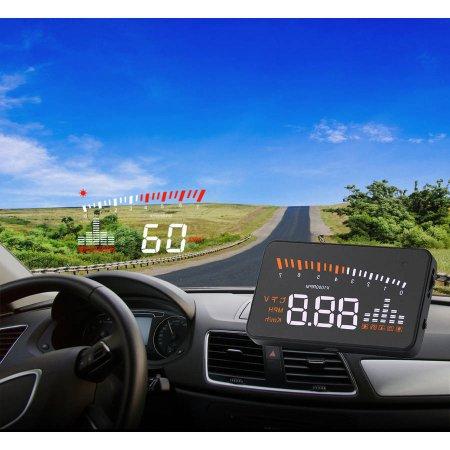 GiiNii GHD-116-O Head Up Display (HUD)  now $9 reg. $39.74 @ Walmart B&M - YMMV