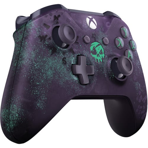 Sea of Thieves Limited Edition Xbox One Controller for $65.40 at B&H Photo