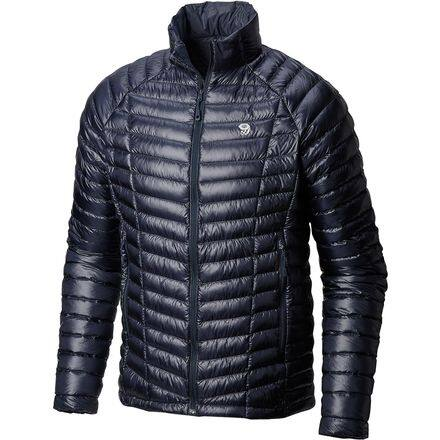 Mens Mountain Hardwear Ghost Whisperer Down Jacket $99 at Backcountry