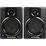 M-Audio AV 40 Active 2-Way Desktop Monitor Speakers (Pair) $79.99 @ B&H Photo w/ Free Shipping