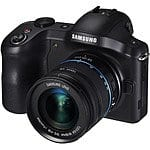 Samsung Galaxy NX Mirrorless Digital Camera w/ 18-55mm Lens $549 @ B&H Photo w/ Free Shipping
