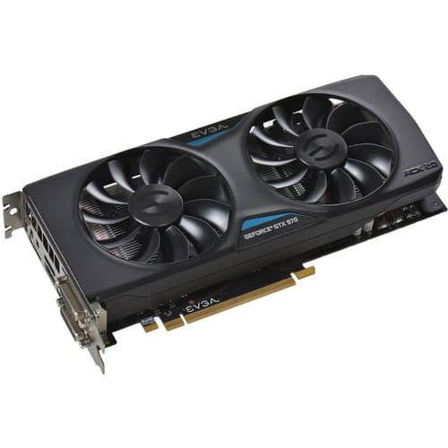 EVGA GeForce GTX 970 Gaming Graphics Card $204.99 after MIR @ B&H Photo w/ Free Shipping