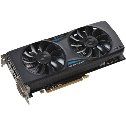 EVGA GeForce GTX 970 Gaming Graphics Card $204.99 after MIR @ B&H Photo w/ Free Shipping