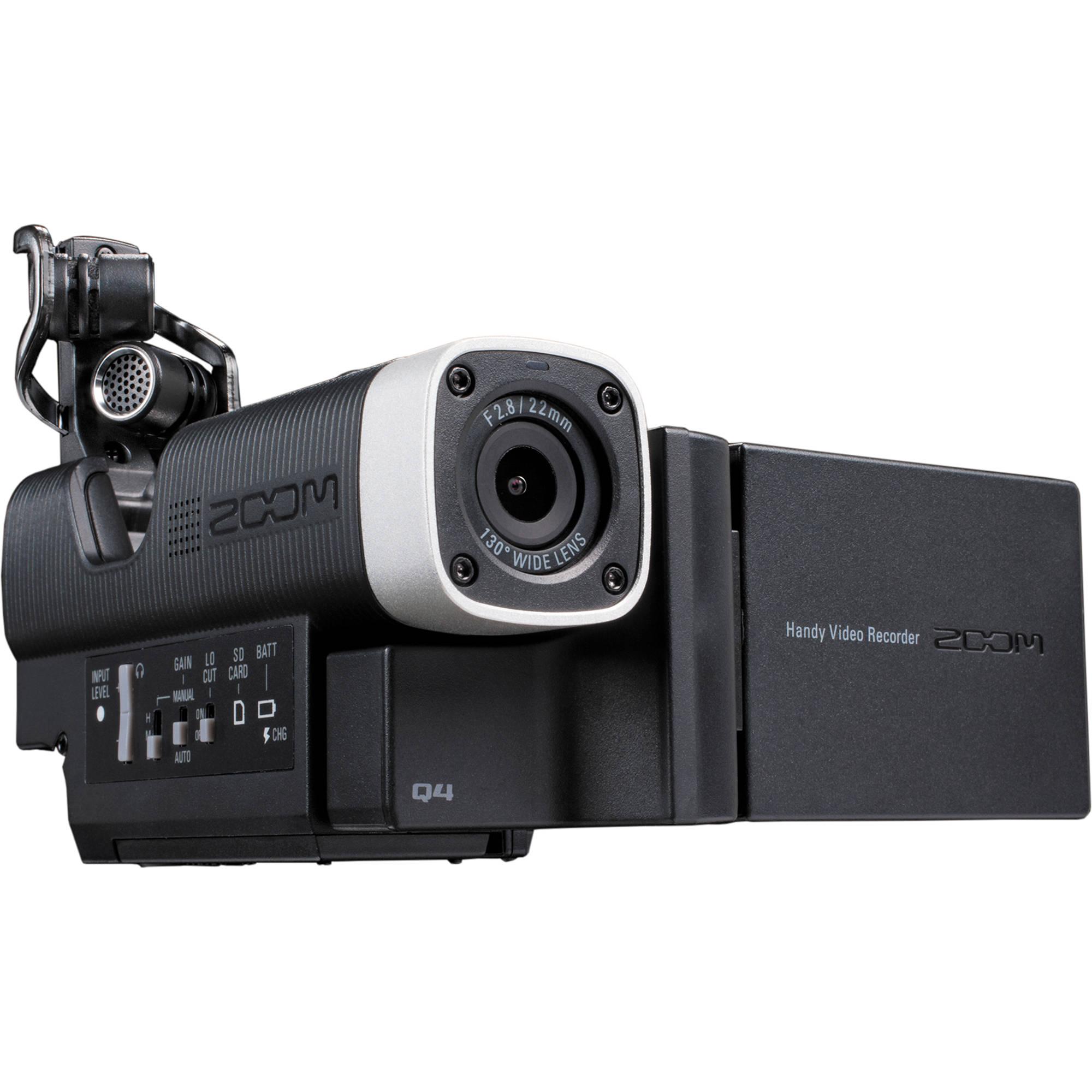 ZOOM Q4 Handy Video Recorder $129.99 @ B&H Photo w/ Free Shipping