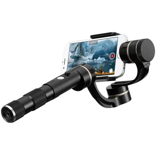 FEIYU G4 Pro 3-Axis Handheld Gimbal Stabilizer for iPhone $199.99 @ B&H Photo w/ Free Shipping