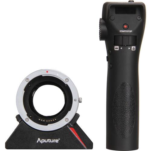 Aputure DEC Wireless Focus & Aperture Controller Lens Adapter for E or MFT Mount Cameras $239 @ B&H Photo w/ Free Shipping