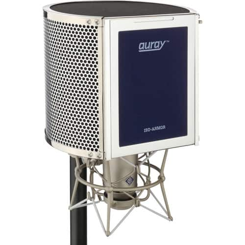 Auray ISO-ARMOR Pro Isolation Chamber for Recording Microphones $39.99 @ B&H Photo w/ Free Shipping