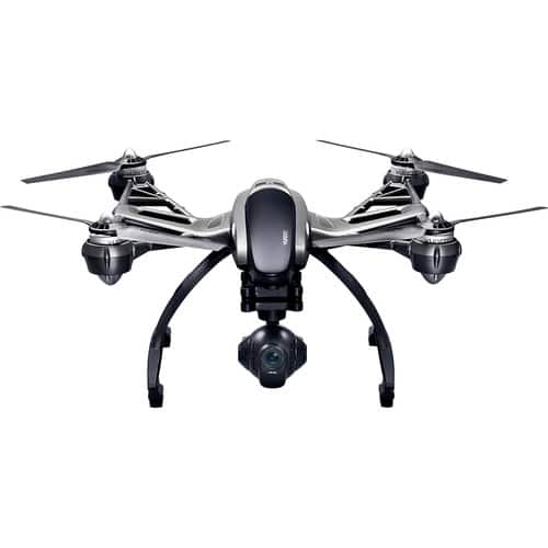 YUNEEC Q500 4K Typhoon Quadcopter with CGO3 Camera, SteadyGrip, and Camera Aluminum Case (RTF) $499.99 @ B&H Photo w/ Free Shipping