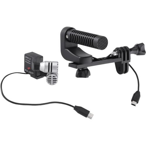 Polsen GPMK-22 GoPro Production Microphone Kit $39.95 @ B&H Photo w/ Free Shipping
