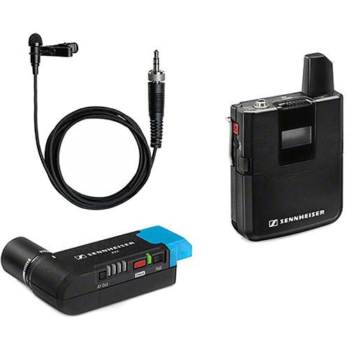 Sennheiser AVX Camera-Mountable Lavalier Digital Wireless Set (ME2-II Lavalier) $399.95 @ B&H Photo w/ Free Shipping
