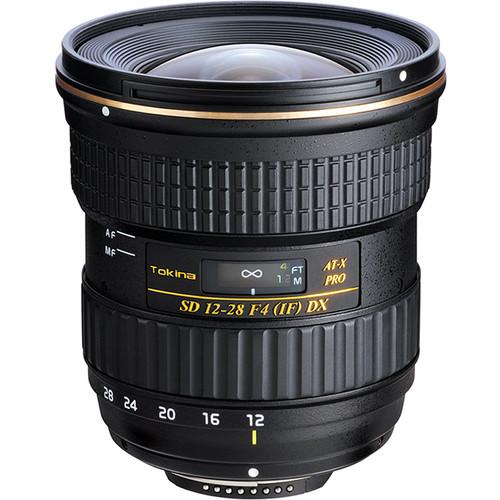 Tokina 12-28mm f/4.0 AT-X Pro APS-C Lens for Canon $199.95 @ B&H  Photo w/ Free Shipping