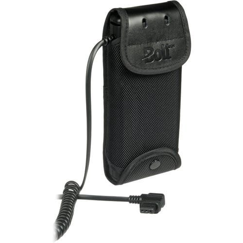Bolt CBP-C1 Compact Battery Pack for Canon or Nikon Flashes $44.95 @ B&H Photo w/ Free Shipping