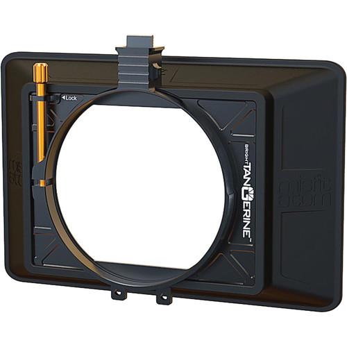 "Bright Tangerine Misfit Atom 4x5.65""/4x4"" Ultra Lightweight 2-Stage Clip-On Matte Box $299.95 @ B&H Photo w/ Free Shipping"