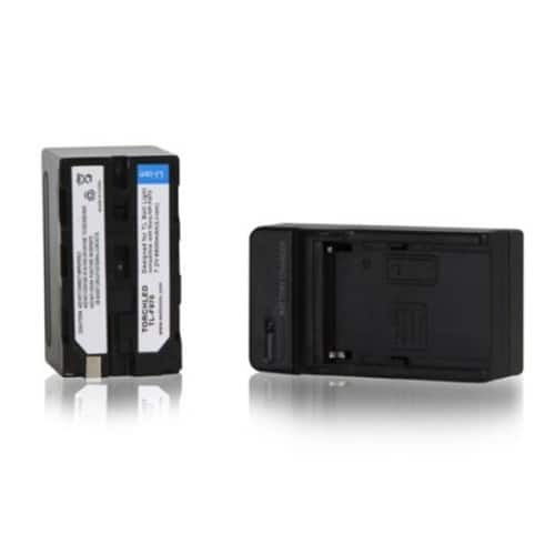 Core SWX NPF-970, 6600mah L-Series Battery Kit $39.95 @ B&H Photo w/ Free Shipping