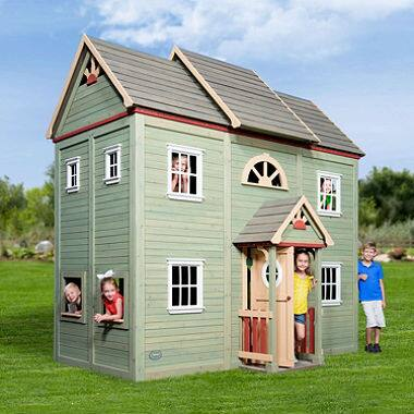 Victorian Mansion Playhouse $1499 @ Sams Club w/ Free Shipping