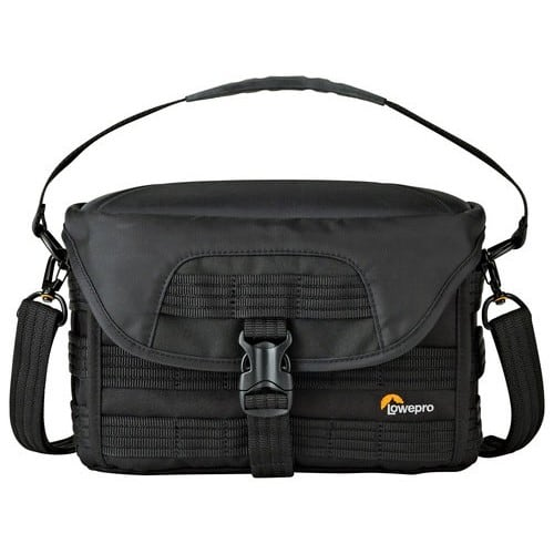 Lowepro ProTactic SH 120 AW Shoulder Bag for Mirrorless Camera System (Black) $24.95 @ B&H Photo w/ Free Shipping