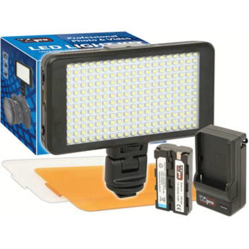 Vidpro Ultra-Slim LED-230 On-Camera Video Lighting Kit $39 @ B&H Photo w/ Free Shipping $39