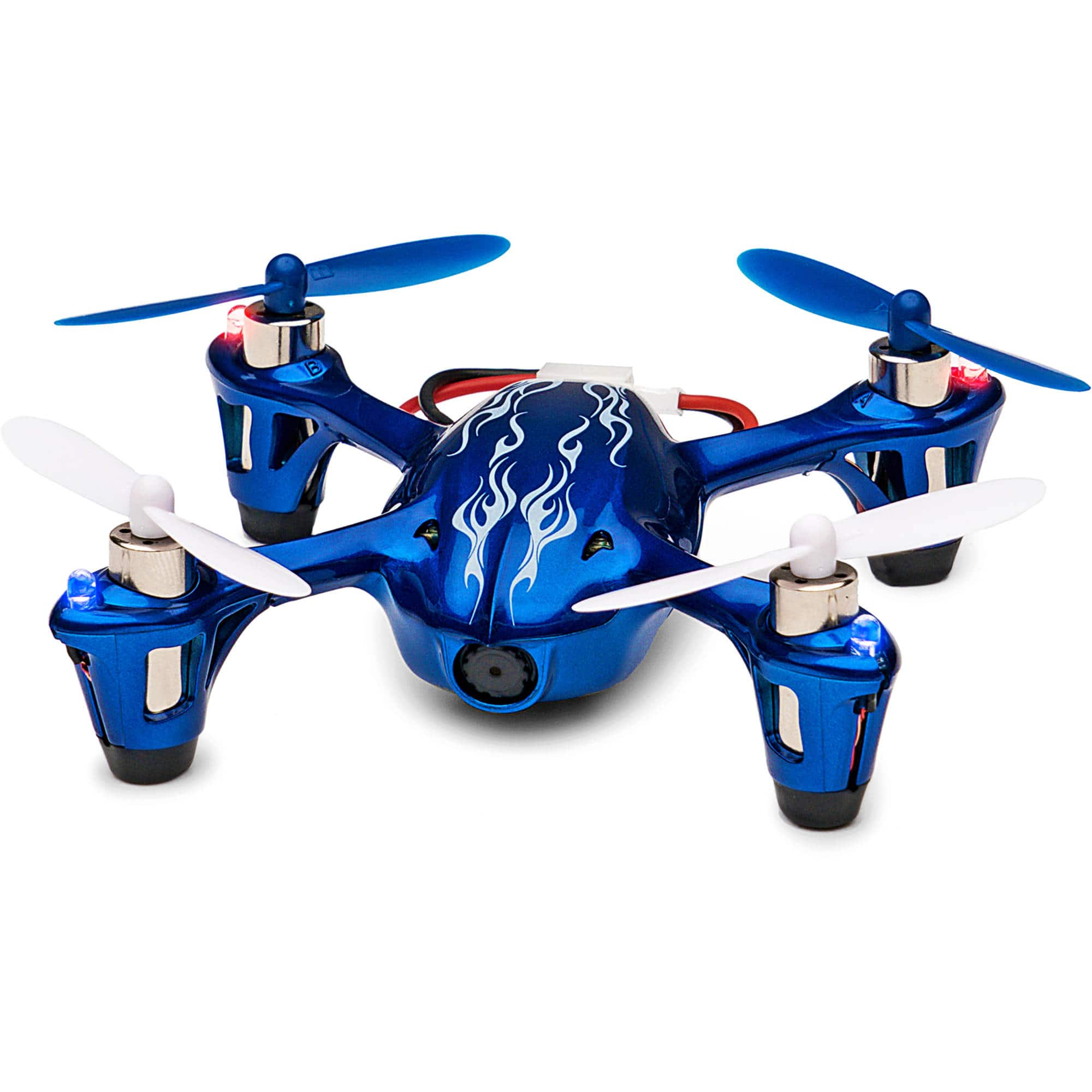 HUBSAN X4 H107C-HD Quadcopter with 720p Video Camera (Royal Blue)  $29.99 @ B&H Photo w/ Free Shipping